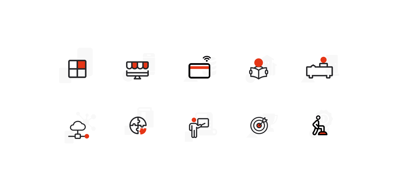 New Onething iconography